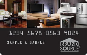 BrandSource Credit Card - Apply Here